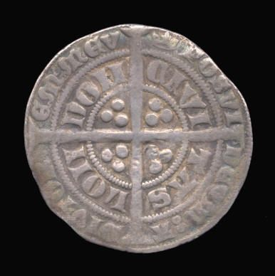 Silver Groat of Edward III