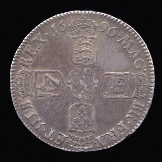 Silver Crown of William III