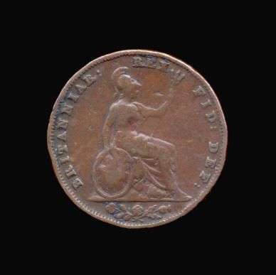 Base Farthing of William IV