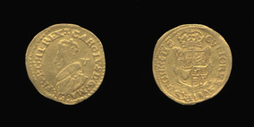 Gold Crown of Charles I