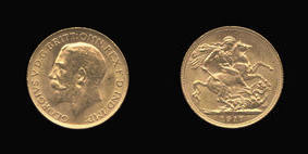 Sovereign of George V
