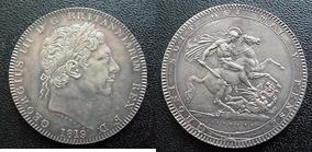 Silver Crown of George III