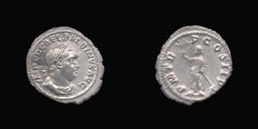 Silver Denarius of