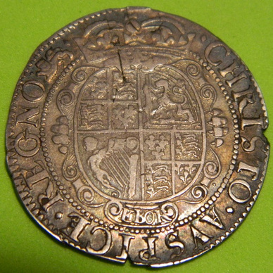 Silver  of Charles I