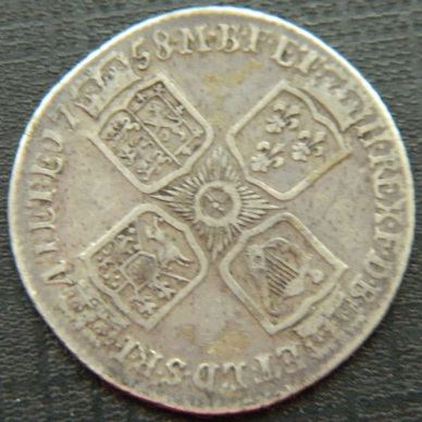 Silver  of George II