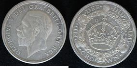 Silver Crown of George V></a>     </div> </td> </tr> <tr style=
